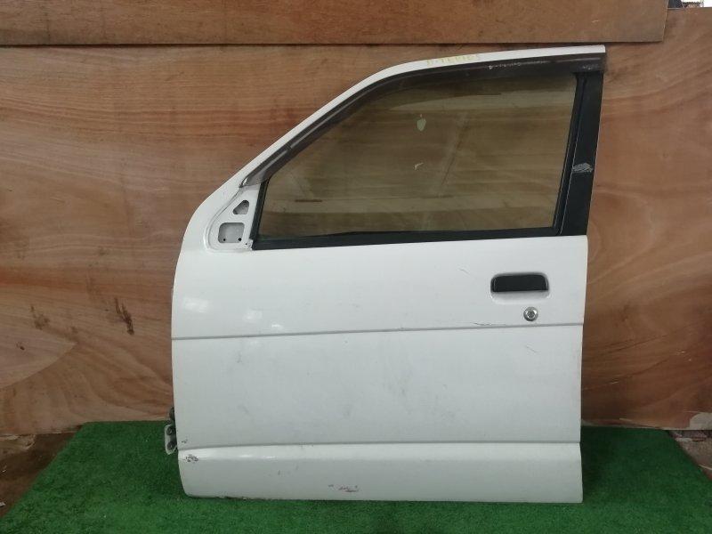 Дверь Daihatsu Terios J111G передняя левая (б/у)