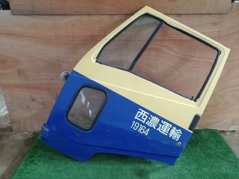 Дверь Hino Ranger передняя левая (б/у)