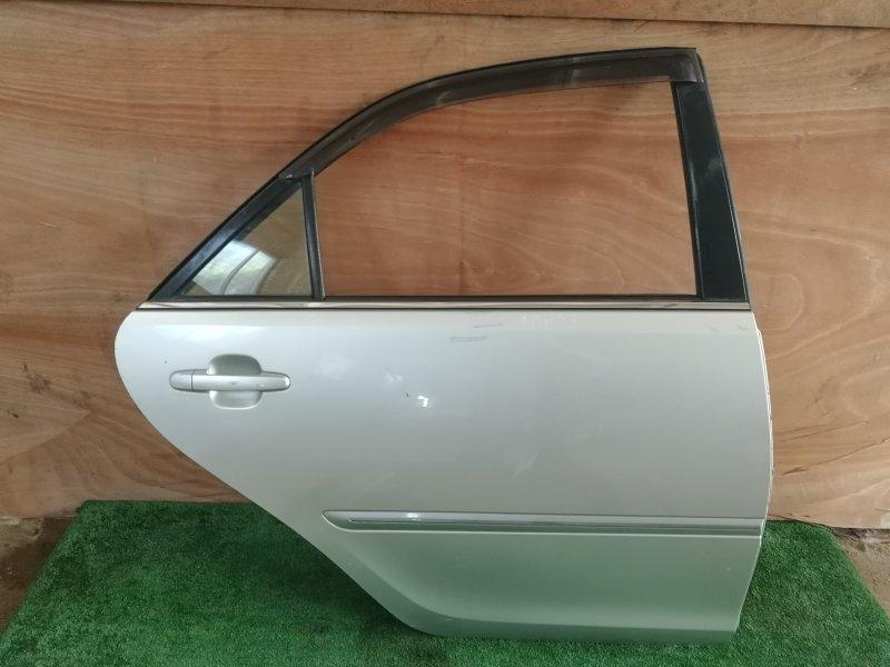 Дверь Toyota Camry ACV30 задняя правая (б/у)