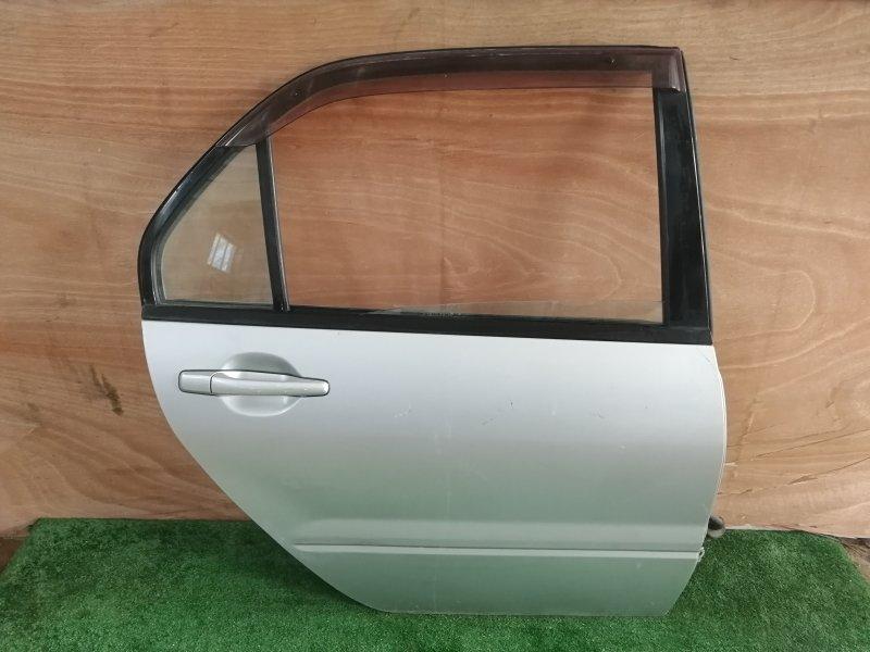 Дверь Mitsubishi Lancer CS2A задняя правая (б/у)