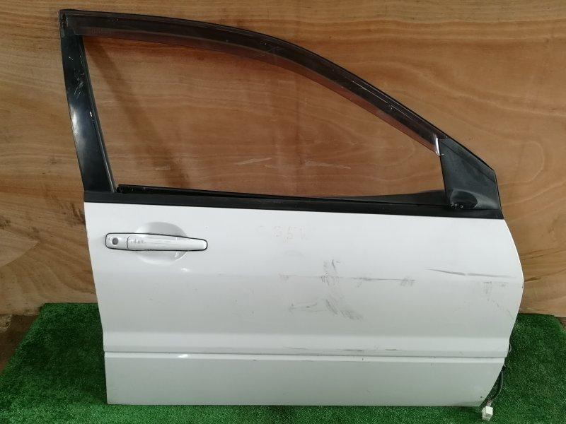 Дверь Mitsubishi Lancer Iv CS5W передняя правая (б/у)