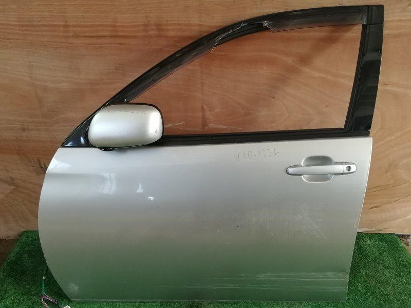 Дверь Toyota Verossa JZX110 передняя левая (б/у)