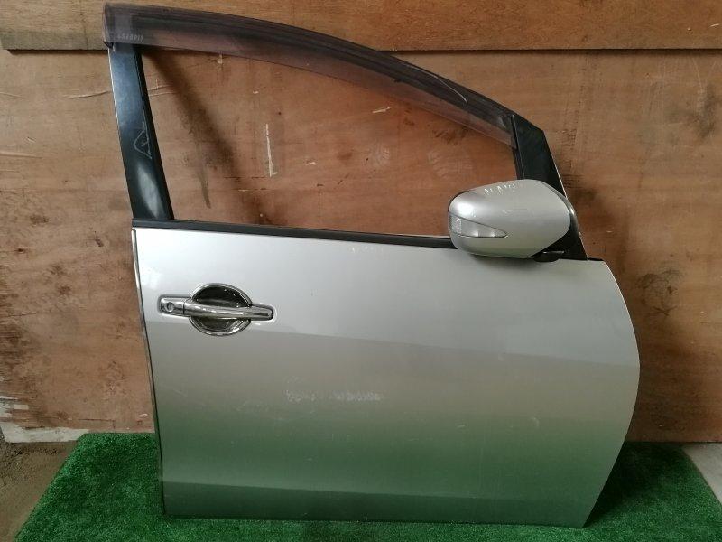 Дверь Mitsubishi Grandis NA4W передняя правая (б/у)