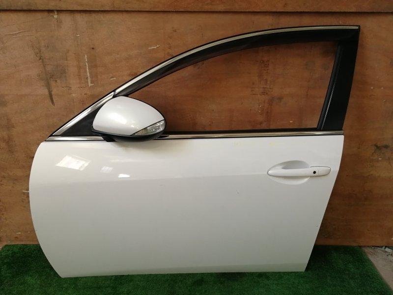 Дверь Mazda 6 GH5FS передняя левая (б/у)