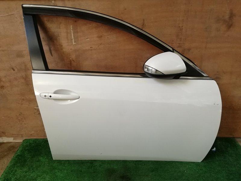 Дверь Mazda 6 GH5FS передняя правая (б/у)