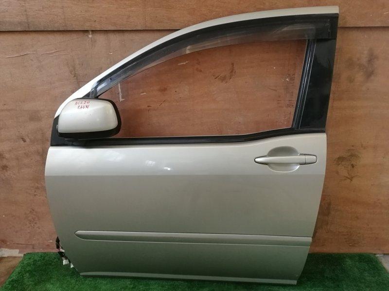 Дверь Toyota Raum NCP20 передняя левая (б/у)