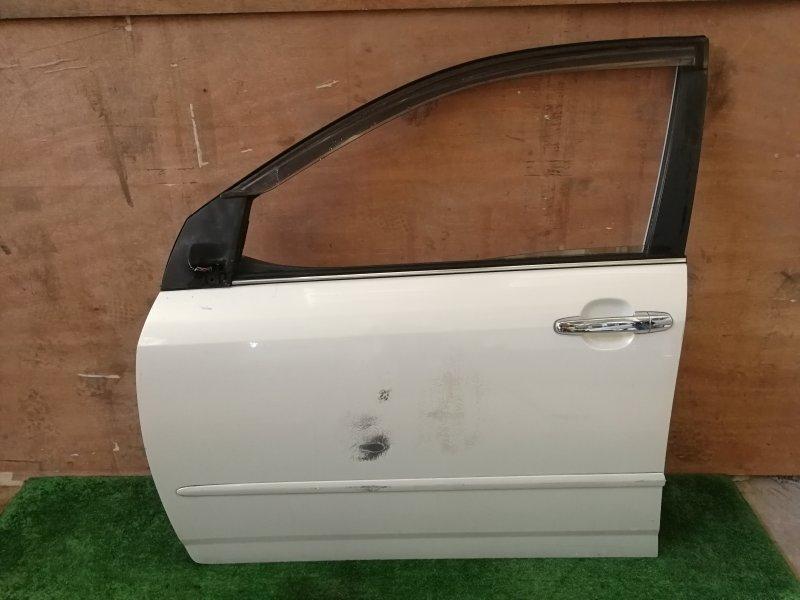 Дверь Toyota Allex NCP121 передняя левая (б/у)