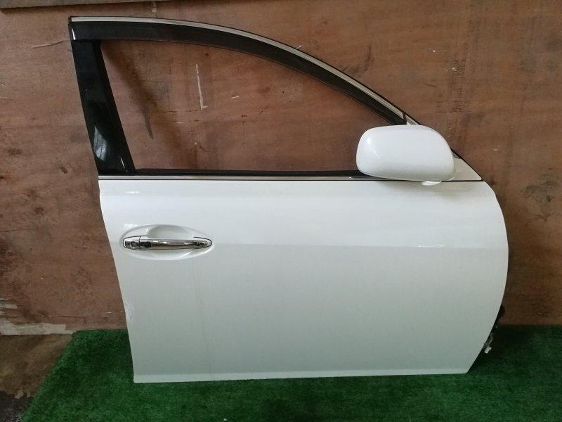 Дверь Toyota Mark X GRX125 передняя правая (б/у)