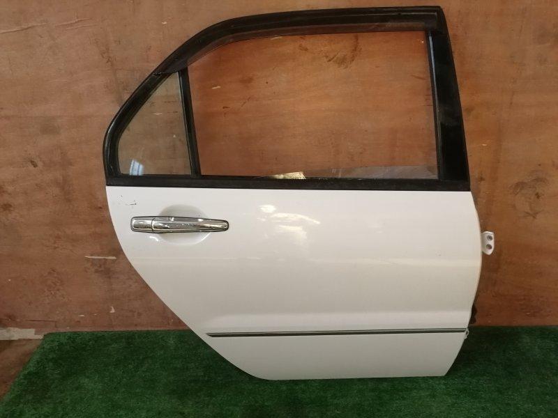Дверь Mitsubishi Lancer Iv CS5W задняя правая (б/у)