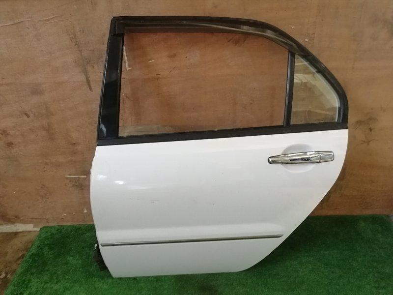 Дверь Mitsubishi Lancer CS2A задняя левая (б/у)