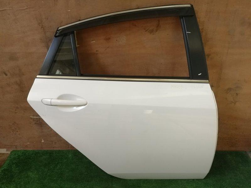 Дверь Mazda Atenza GH5FS задняя правая (б/у)