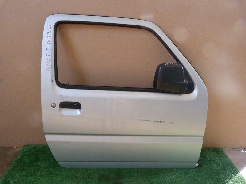 Дверь Suzuki Jimny JM23W передняя правая (б/у)