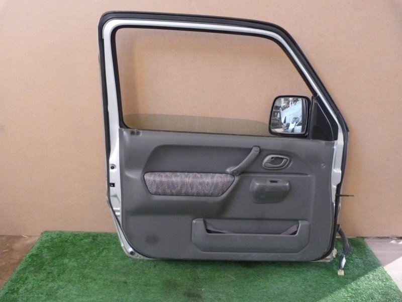 Дверь Suzuki Jimny JB23W передняя левая (б/у)