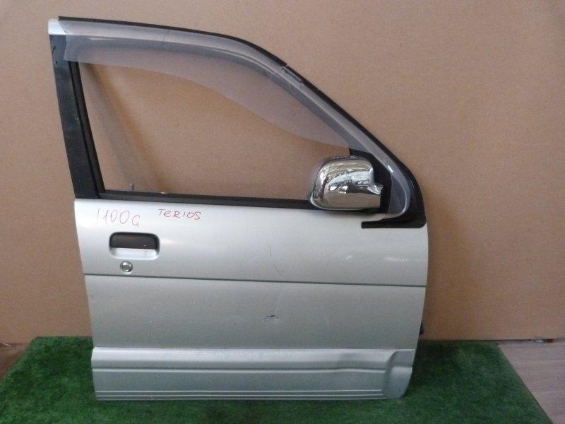 Дверь Daihatsu Terios J100G передняя правая (б/у)