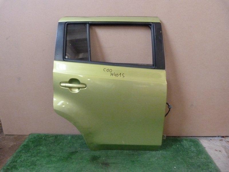 Дверь Daihatsu Coo M401S задняя правая (б/у)