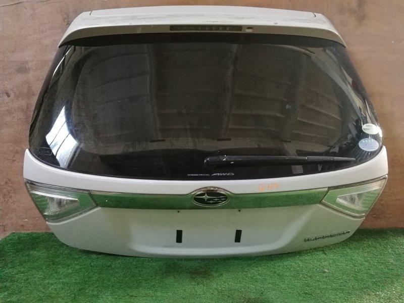 Дверь багажника Subaru Impreza GH3 задняя (б/у)