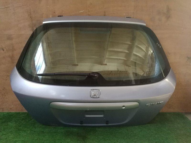 Дверь багажника Honda Civic EU1 задняя (б/у)