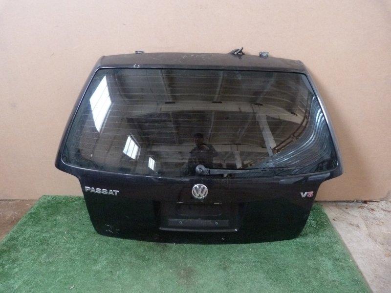Дверь багажника Volkswagen Passat V5 задняя (б/у)