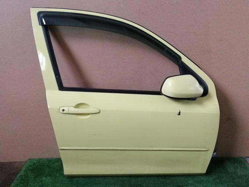 Дверь Mazda Demio DY3W передняя правая (б/у)