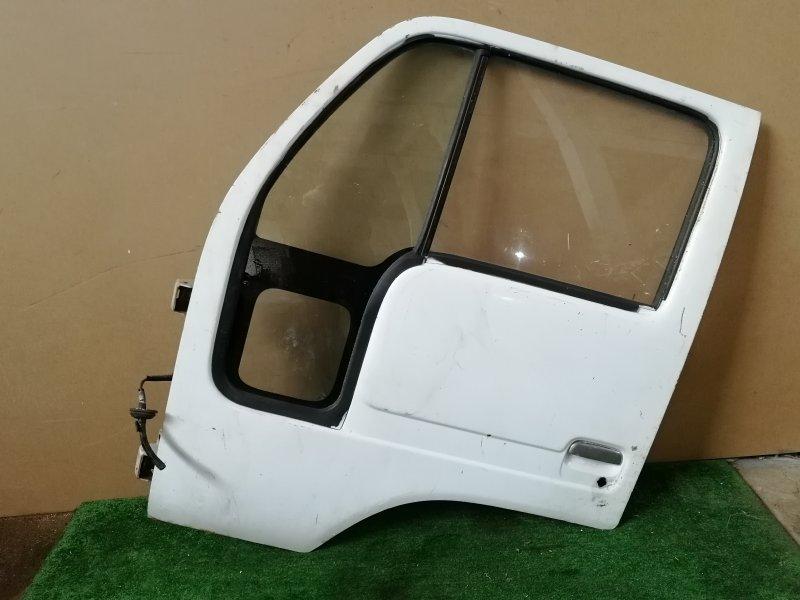 Дверь Nissan Condor передняя левая (б/у)