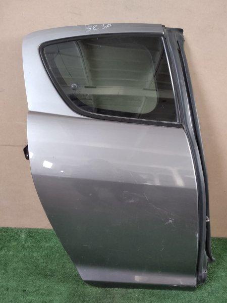 Дверь Mazda Rx8 задняя правая (б/у)