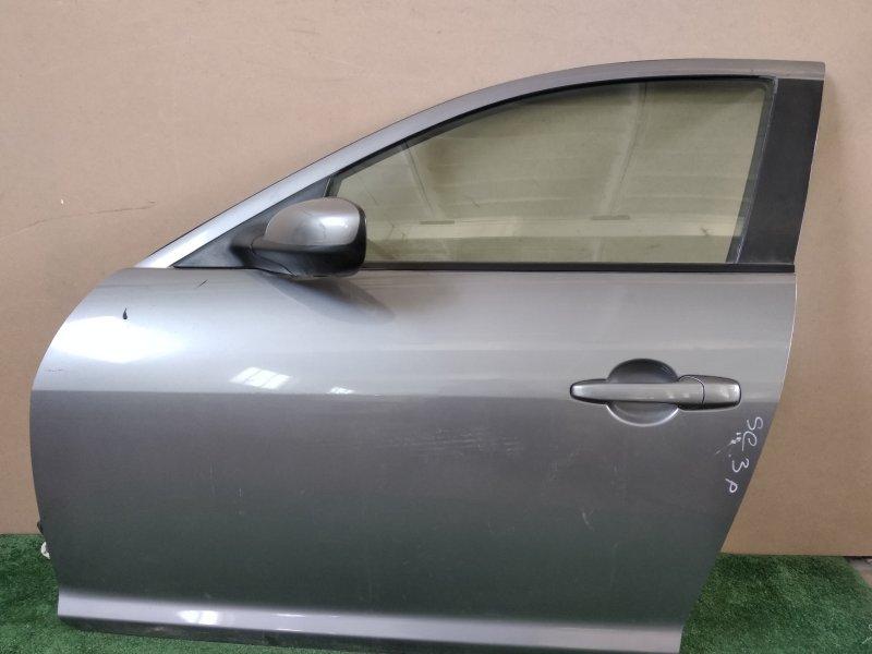 Дверь Mazda Rx8 SE3P передняя левая (б/у)
