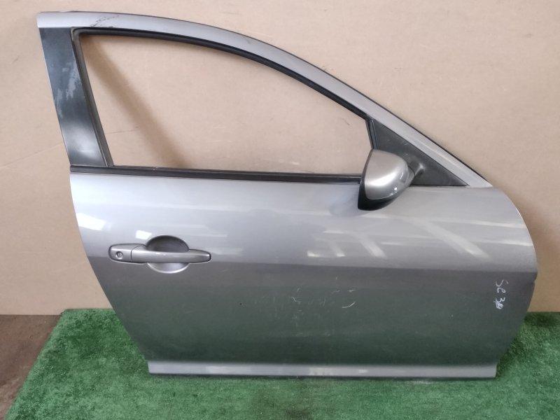 Дверь Mazda Rx8 SE3P передняя правая (б/у)