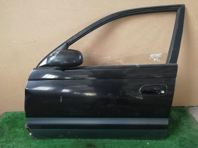 Дверь Toyota Caldina ST195 передняя левая (б/у)