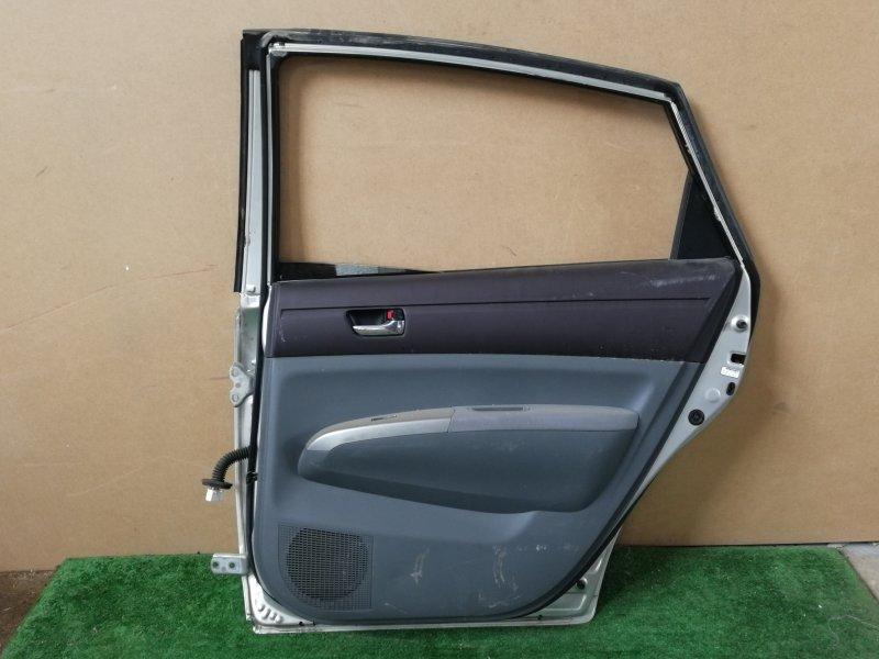 Дверь Toyota Allex ZZE122 задняя правая (б/у)
