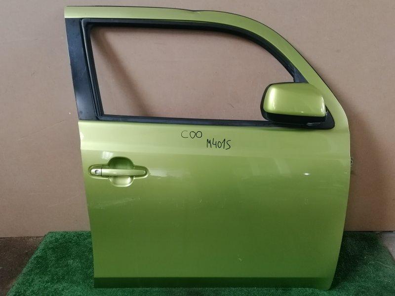 Дверь Daihatsu Coo M401S передняя правая (б/у)
