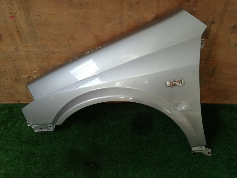 Крыло Nissan Primera P12 переднее левое (б/у)
