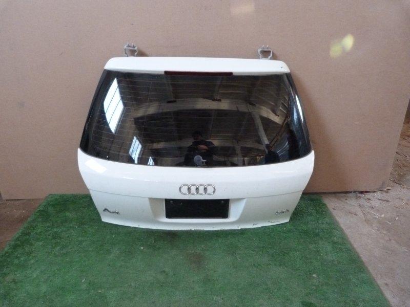 Дверь багажника Audi A4 2 задняя (б/у)