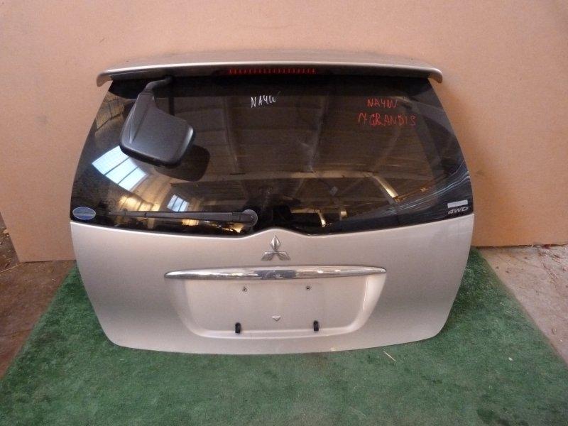 Дверь багажника Mitsubishi Grandis NA4W задняя (б/у)