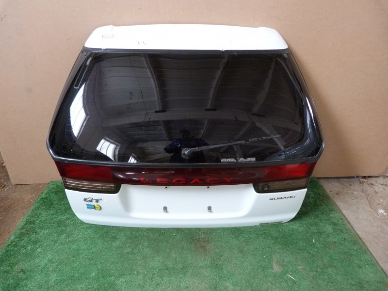 Дверь багажника Subaru Legacy BG5 задняя (б/у)