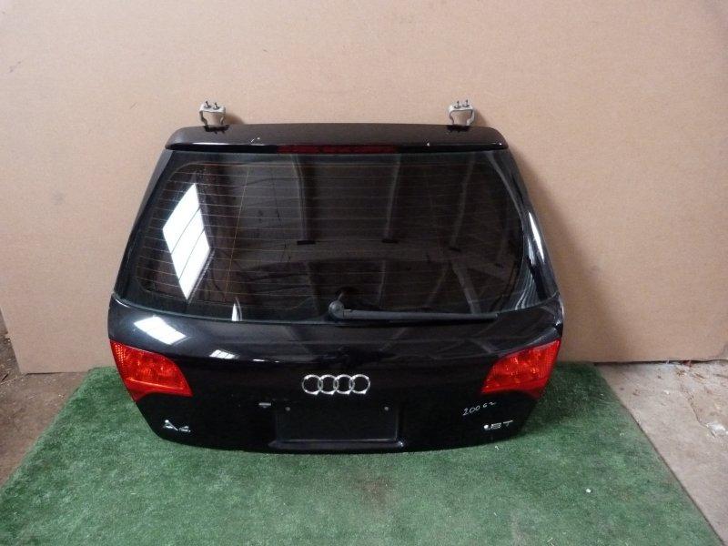 Дверь багажника Audi A4 2006 задняя (б/у)