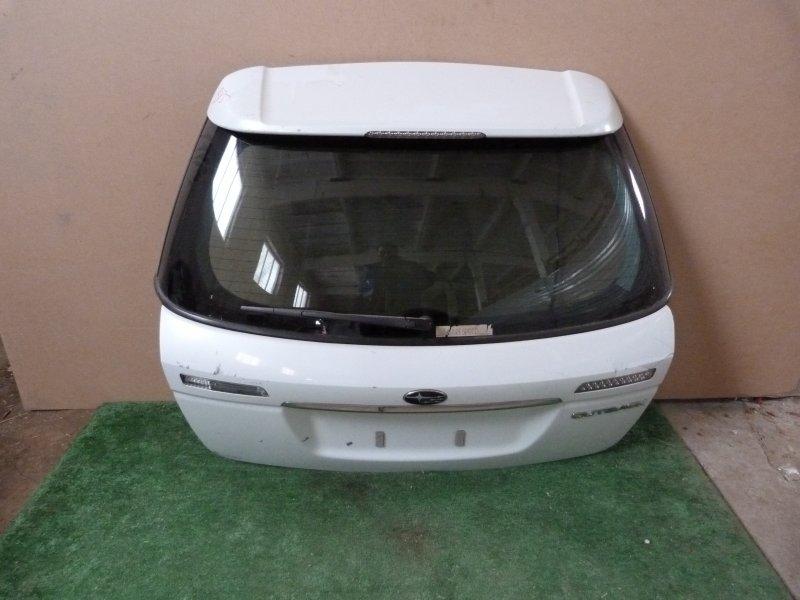 Дверь багажника Subaru BP5 задняя (б/у)