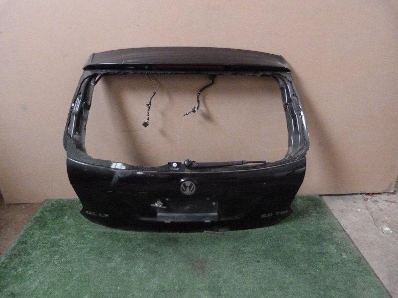 Дверь багажника Vw Golf 2.0 задняя (б/у)