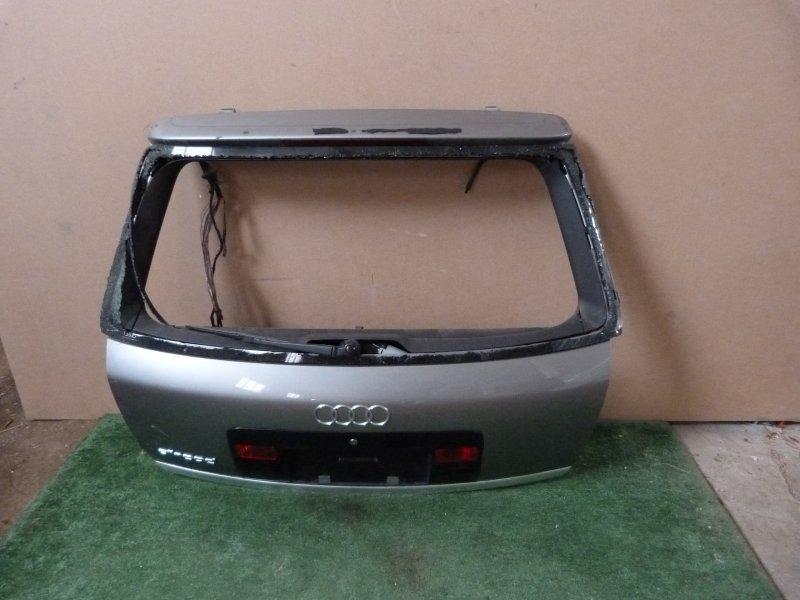 Дверь багажника Audi Allroad задняя (б/у)