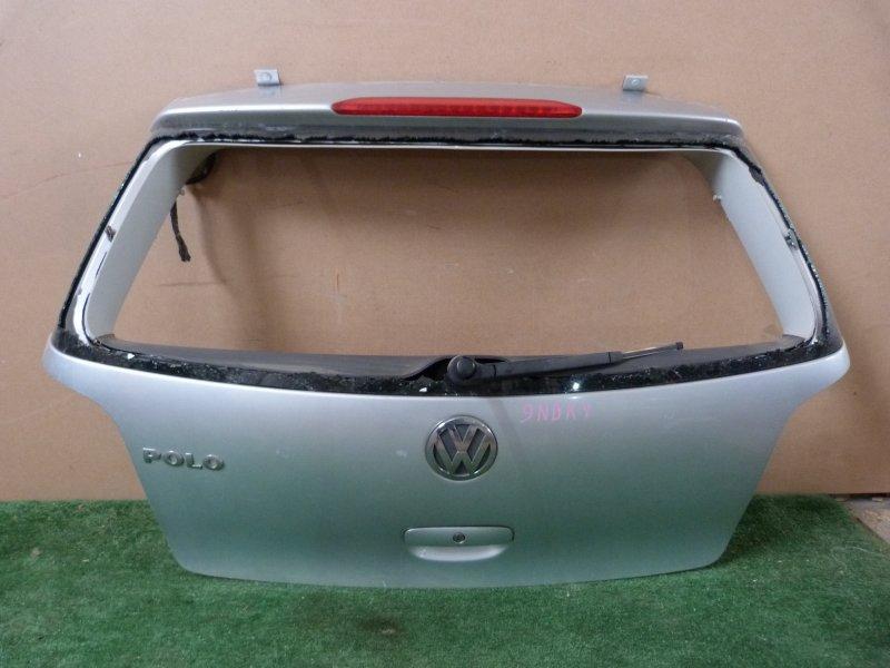 Дверь багажника Vw Polo задняя (б/у)