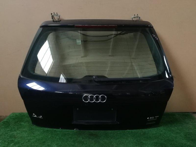 Дверь багажника Audi A4 задняя (б/у)