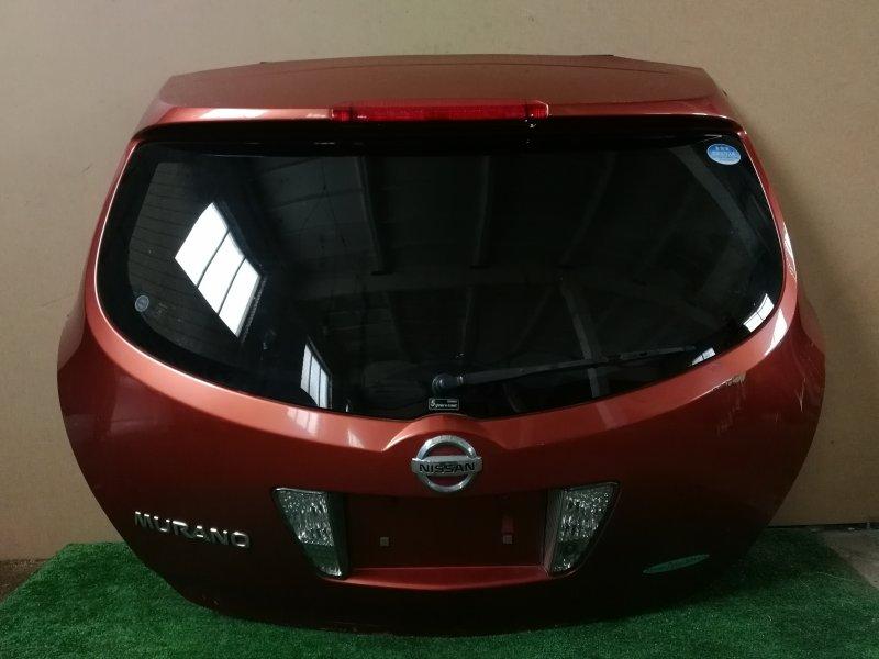 Дверь багажника Nissan Murano Z50 (б/у)