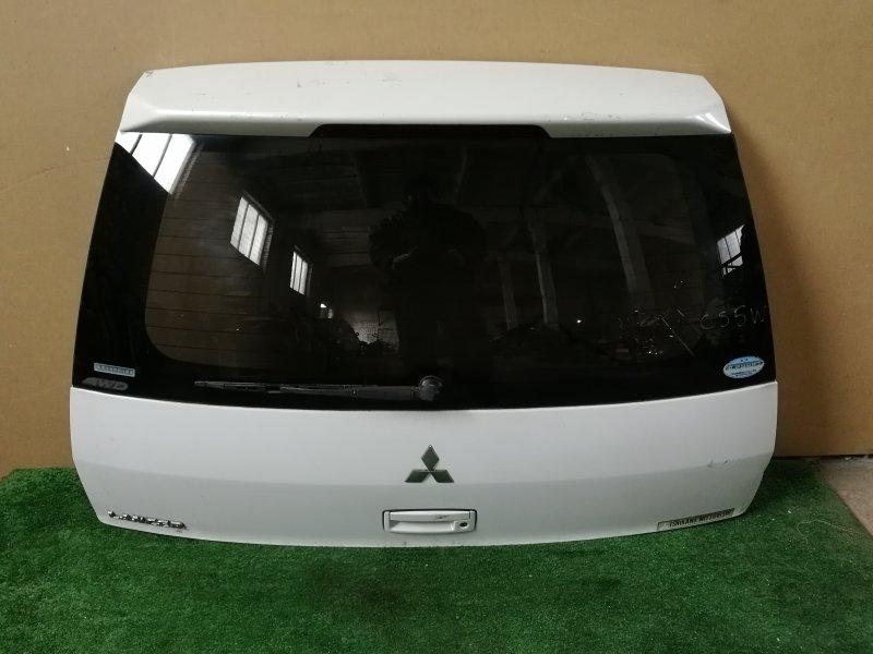 Дверь багажника Mitsubishi Lancer CS5W задняя (б/у)