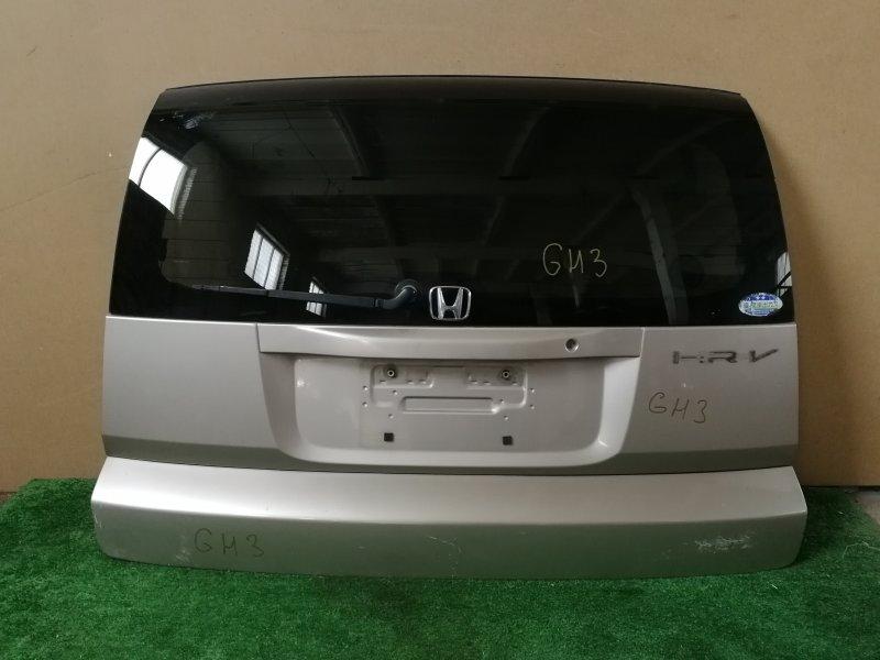 Дверь багажника Honda Hrv GH3 задняя (б/у)