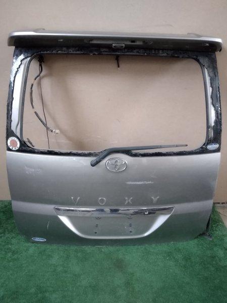 Дверь багажника Toyota Voxy AZR60 задняя (б/у)