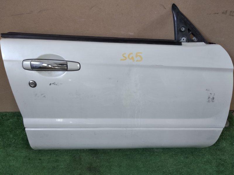 Дверь Subaru Forester SG5 передняя правая (б/у)