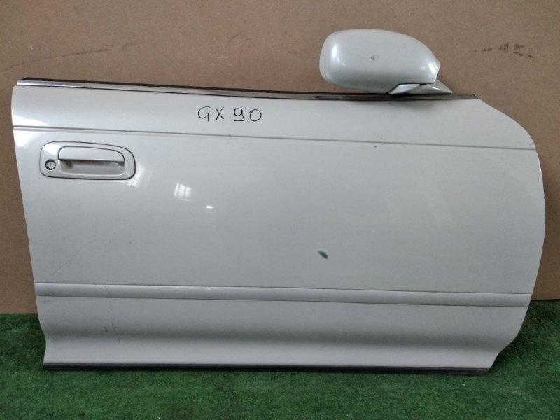 Дверь Toyota Mark Ii GX90 передняя правая (б/у)