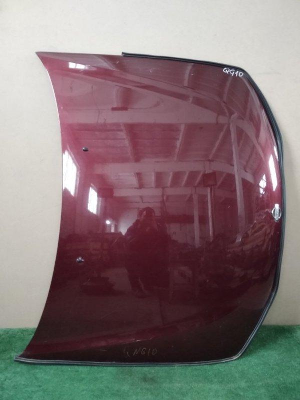 Капот Nissan Bluebird Sylphy QNG10 (б/у)