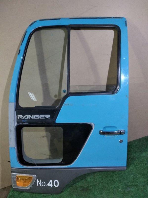 Дверь Hino Ranger левая (б/у)
