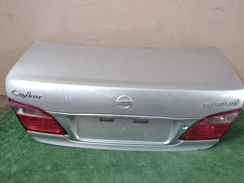 Крышка багажника Nissan Cefiro A33 (б/у)