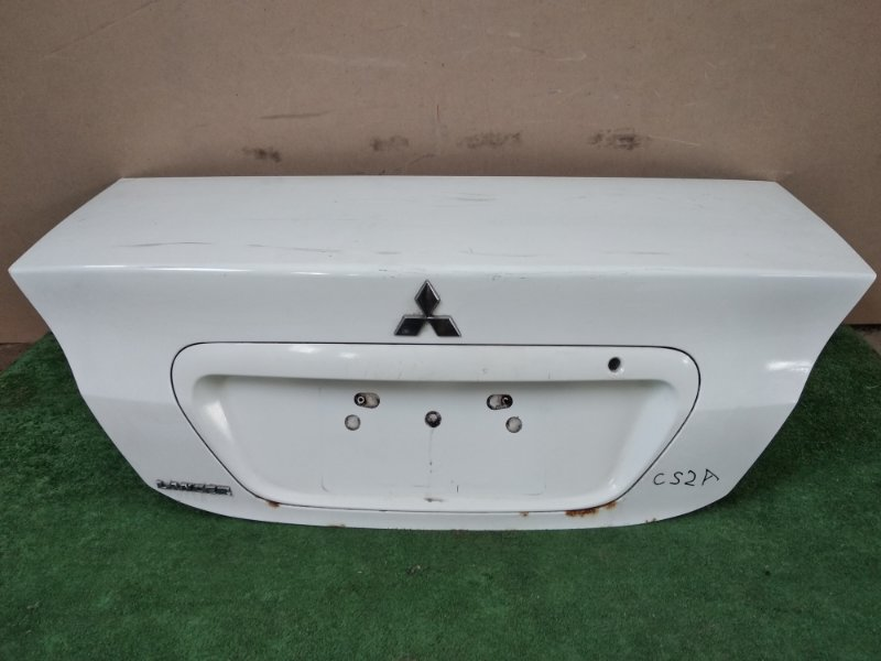 Крышка багажника Mitsubishi Lancer Iv CS2A (б/у)
